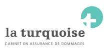 Logo de la turquoise, cabinet en assurance dommages