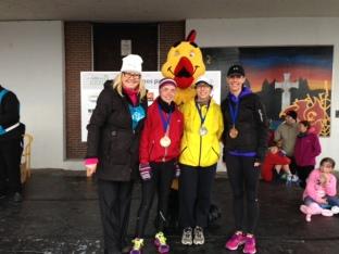 Course aux 1000 pieds - Joliette 2014